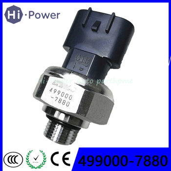 Air Conditioning Pressure Switch Sensor OEM 499000-7880 88719-33020 For Toyota Scion Lexus 2006 - 2014 A/C 4990007880 8871933020 image