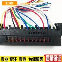 Caixa do fusível aplicar para komatsu pc60 100 120 200-5-6-7-8 PC200-7 PC220-7 PC300-7 caixa do fusível da máquina escavadora