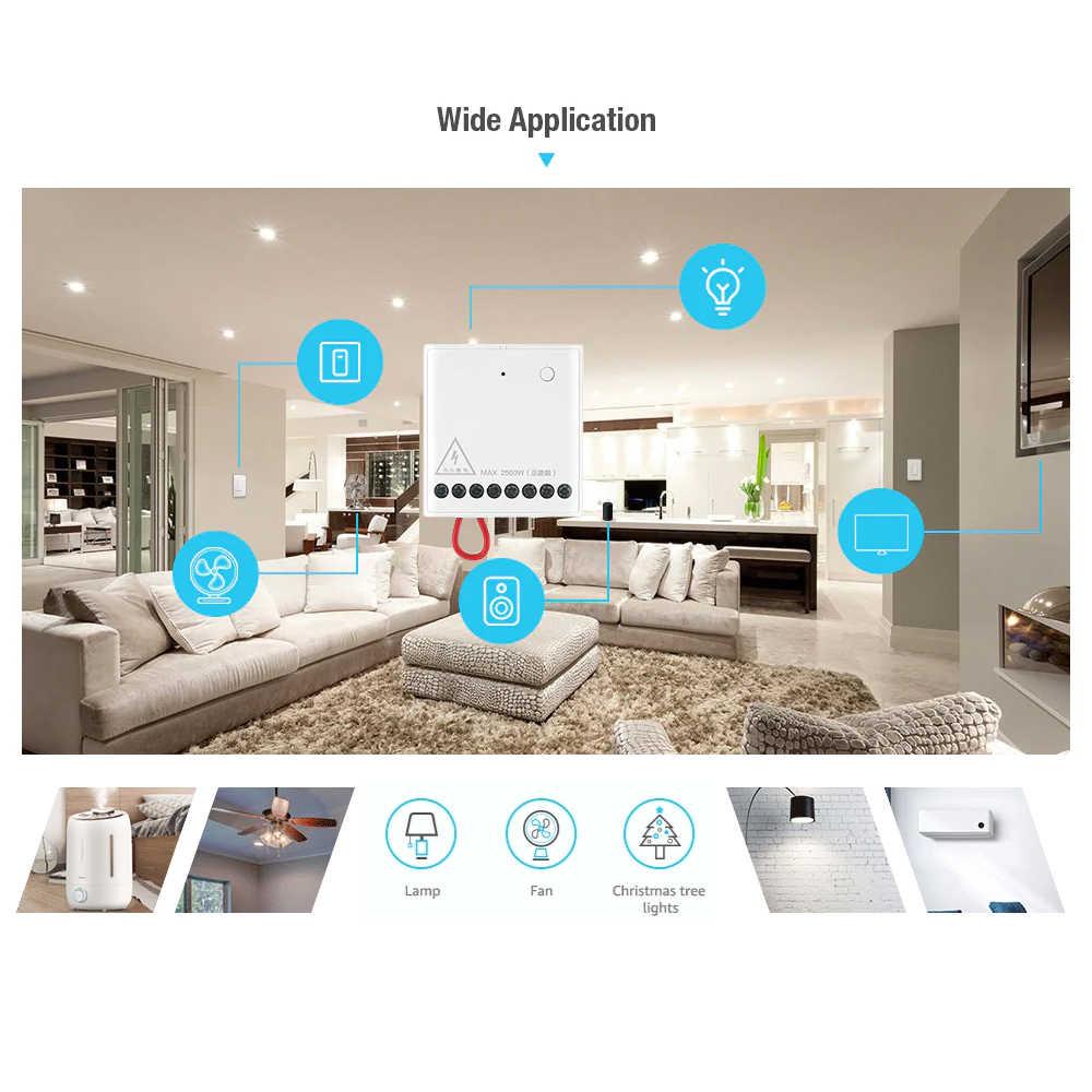 AQara LLKZMK11LM Módulo de dos vías inteligente APP de Control remoto para el hogar