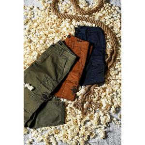 Image 4 - SIMWOOD 2020 אביב חדש מכנסיים מטען גברים Streetwear בציר אופנה היפ הופ קרסול אורך מכנסיים טקטי בתוספת גודל מכנסיים 190461