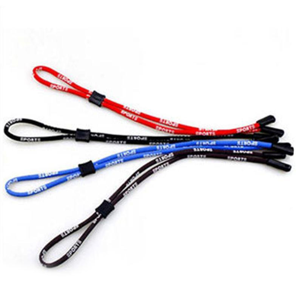 Sports Adjustable Sunglasses Neck Cord Strap Eyeglass Glasses String Lanyard Hot Sale(China)
