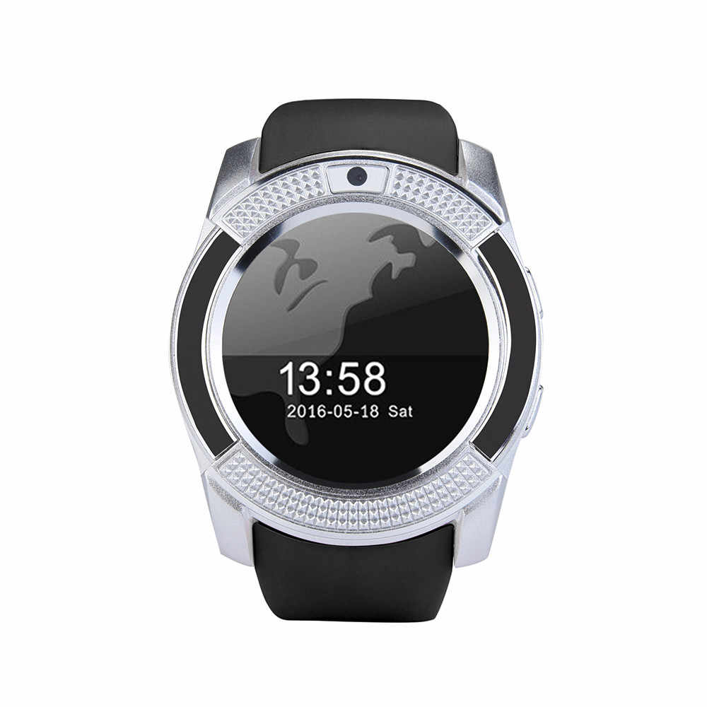 BT3.0 Smart Wrist Watch GSM 2G SIM Phone Mate For IOS /Android/ Smartphone Wearable Devices Relogios Horloge Reloj Deportivo Z2