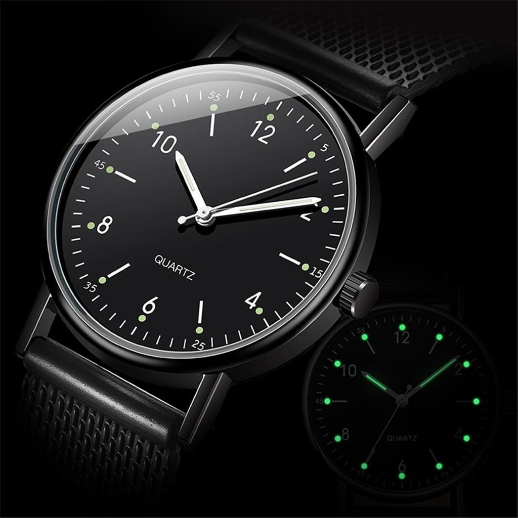 New Women Watches 2020 Simple Ladies High-end Quartz Watch Stainless Steel Luminous Dial Leisure Watch Relogio часы женские