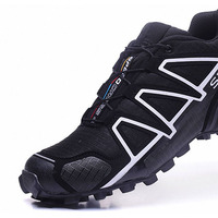 Man Sport Running Sneaker Male Athletic Salomones Speed Cross 4 Outdoor Men Jogging Shoes Zapatos Hombre Women Big Size
