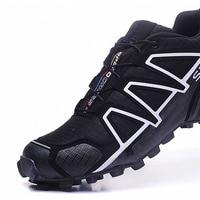 Man Sport Running Sneaker Male Athletic Salomones Speed Cross 4 Outdoor Men Jogging Shoes Zapatos Hombre Women Big Size