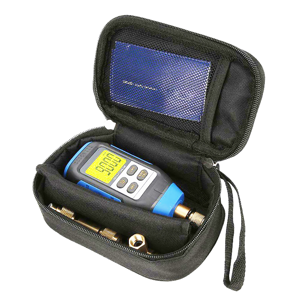Vmv-1 Digital Vacuum Gauge Laboratory Refrigeration System High-grade Pressure Gauge 0-10000Pa Y