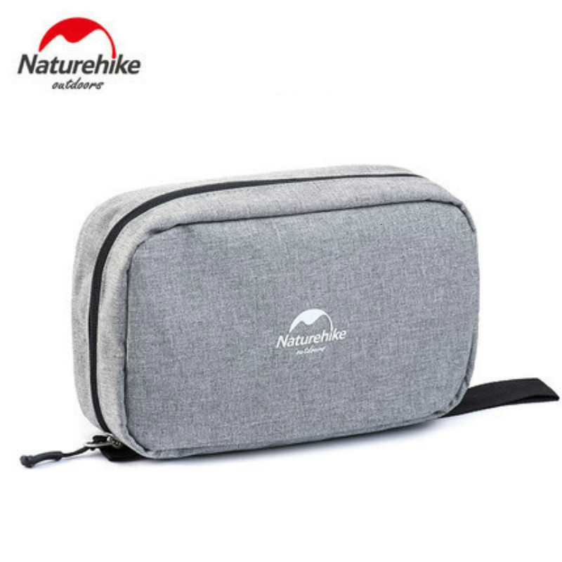 Naturehike High Quality Upgrade Man Woman Waterproof Tourism Portable Washing Bag Business Travel Makeup Package 9 Colour Select