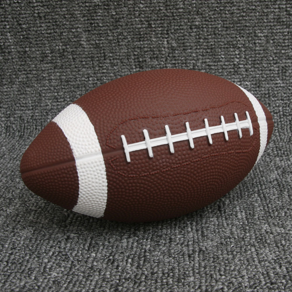 3 Teenager Rugby American-Style Football Inflatable Ball CHILDREN'S Students Only Team Game Teaching With Ball