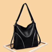 Women Handbags Pu Leather Crossbody Bag Large Capacity Hobo Bag Totes Luxury Fashion Lady Shoulder Bag