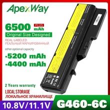 Apexway Batteria Per Lenovo IdeaPad 57Y6454 57Y6455 L09S6Y02 B470 B475 B570 Z370 Z570 Z565 Z470 V360 V370 V470 V570 Z460 z560