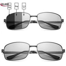 Поляризованные очки мужские очки-хамелионы цвет мужской день солнцезащитные очки и водитель ночного видения очки