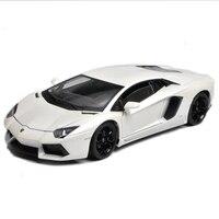Welly 1:18 Lamborghini Aventador LP700 4 Racing Diecast Model Car NEW IN BOX