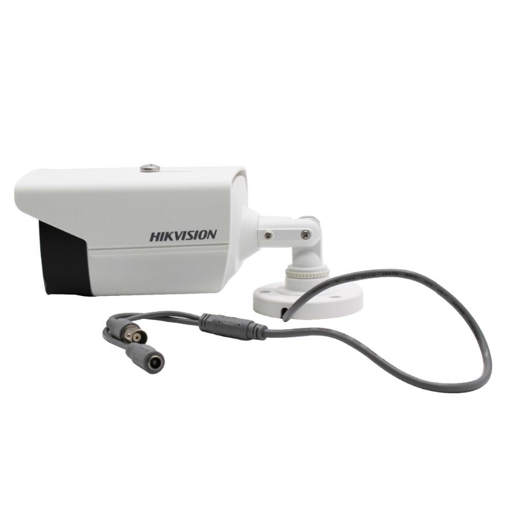 Hikvision 5MP TVI/AHD/CVI/CVBS 4 en 1 caméra à balle analogique DS-2CE16H0T-IT3F système de caméra de vidéosurveillance EXIR haute Performance de 5 mégapixels - 2