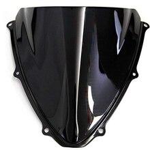 Лобовое стекло для Suzuki GSXR 600 750 K6 2006 2007 GSXR600 GSXR750 дымчатое лобовое стекло для ветровой щиток лобового стекла ветровой сплиттер
