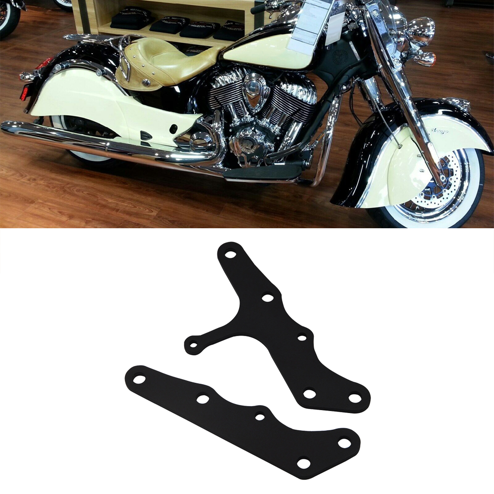 Lowering Links 1.5 Inches Drop For Indian Chief Chieftain Dark Horse Road Master Or Springfield 2014-2019