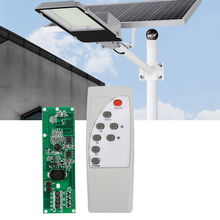 Solar Circuit Board 3.2V / 3.7V Light-Controlled Radar Solar Circuit Board Induction with Remote Control цена 2017