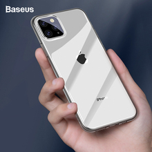 Baseus Phone Case For iPhone 11 Pro Max Coque Ultra Thin Tra