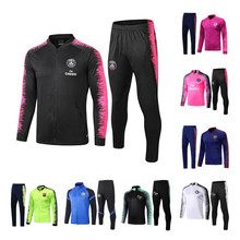 2021 New Sport Suit Men Quick Dry Sports Suits Loose Tracksuits Mens Brand Fitness Running suits Set Warm Jogging Tracksuit