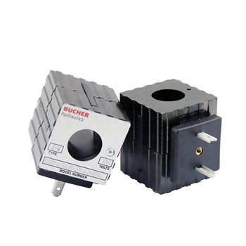 A249900001494 EMDV-08-N 24V Hydraulics Excavator parts Solenoid Valve Coil For SANY SY215 фото
