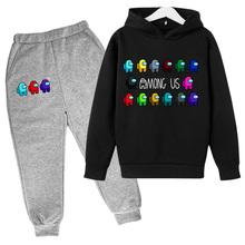 Game print kombinezon dziecięcy odzież spodnie 3d kreatywna jesienna koszulka na zimę chłopięce i dziewczęce kombinezony termiczne na sprzedaż w niskich cenach tanie tanio ETST WENDY Na co dzień CN (pochodzenie) Z kapturem Zestawy zipper Regular Unisex Pełne Dobrze pasuje do rozmiaru wybierz swój normalny rozmiar