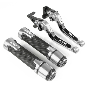 PCX125 PCX150 Motorcycle CNC Brake Clutch Lever & 7/8 22MM Handlebar Grips For Honda PCX 125 PCX 150 All Year Accessories image