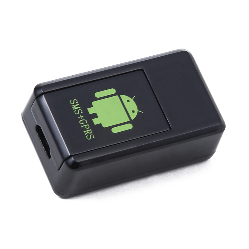 Mini Real-time Portable GF08 Tracking Device GPRS Locator Global Track Search Recording Loss Prevention MMS Return