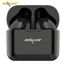 T3 TWS Wireless Headphones Sport Bluetooth Earphones Touch Control HIFI Earbuds mini Outdoor Headsets with HD Call Microphone
