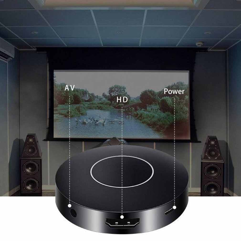 WIFI Receiver Mirascreen Wireless Wi Fi Tampilan Dongle TV Stick Dukungan HDMI Miracast HDTV Tampilan Dongle