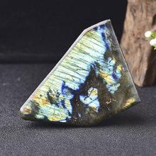 1 шт натуральный лабрадорит кристаллы абадорита для заживления