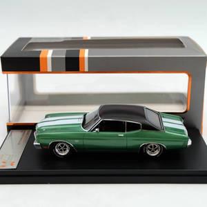 Премиум X 1/43 для Chevrolet Chevelle SS 1970 Green PRD465, ограниченная серия моделей
