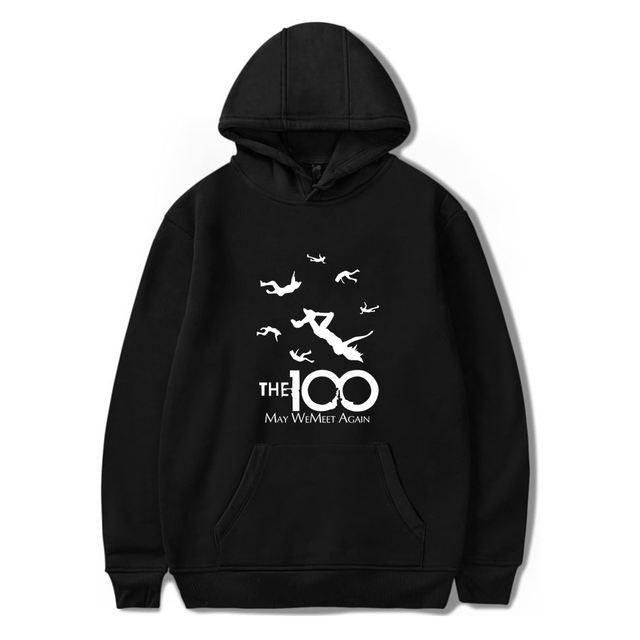 THE 100 THEMED HOODIE (28 VARIAN)