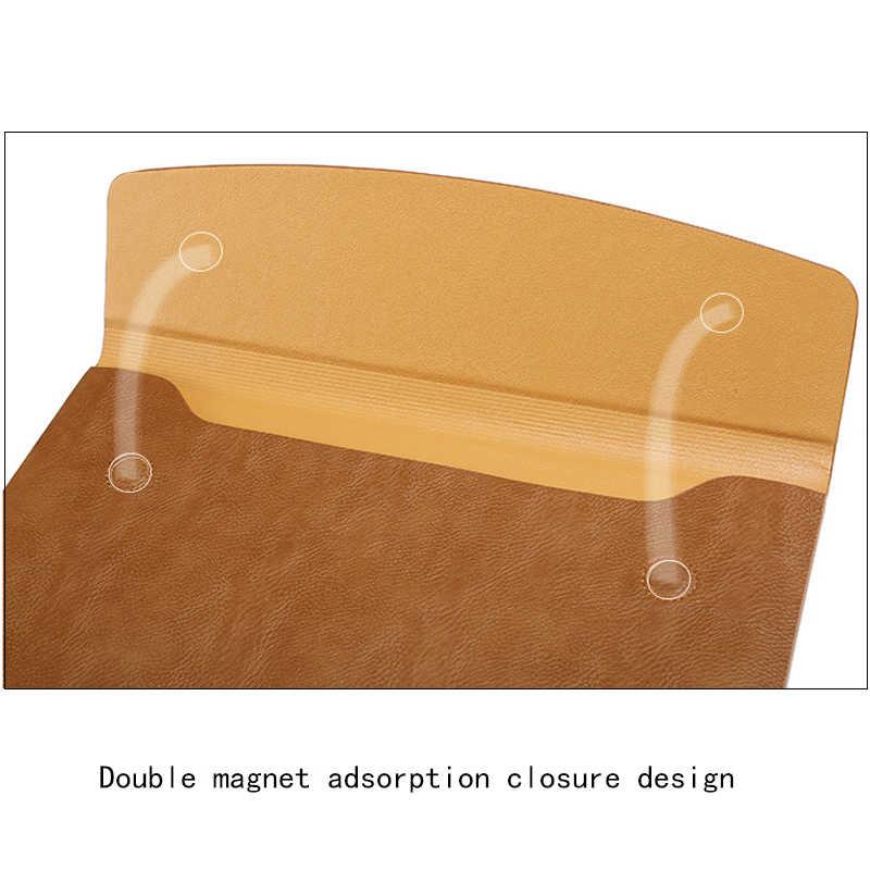 Wodoodporny pokrowiec na notebooka 11.6 13.3 15 15.4 16 cal skórzana torba na laptopa torba na etui pokrywa dla Apple Macbook Air Pro 11 12 13 15 etui