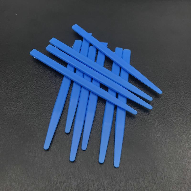 10x Assorted Dental Lab Plastic Mixing Spatula For Impression Material Alginate