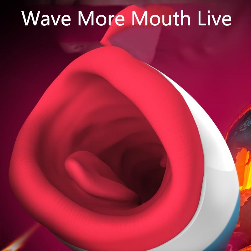Leten Takizawa Blowjob Masturbation Heating Sex Machine Male Masturbator Cup Deep Throat Oral Sex Interactive Sex Toys for Men