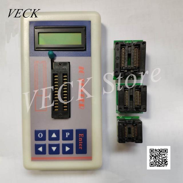 Integrated Circuit Tester เครื่องทดสอบ IC ทรานซิสเตอร์ออนไลน์ Maintenance ดิจิตอล LED ทรานซิสเตอร์ IC Tester