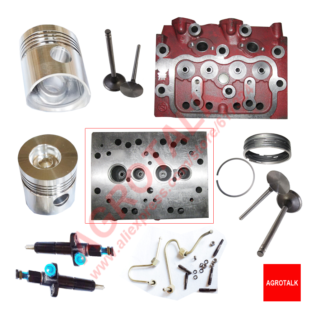 The Repair Kit To Upgrade Swirl J285T To Direction Injection For Fengshou Estate FS180-3 / FS184 With Engine