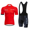 STRAVA 2021 Summer Breathable Men Cycling Jersey Mtb Cycling Clothing Bicycle Outdoor quick dry bicycle equipment