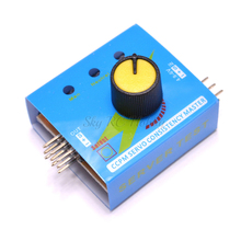 Multi Servo Tester 3CH ECS Consistency Speed Controller Powe
