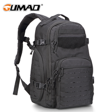 цены 1000D Laser Cutting Molle Outdoor Tactical Backpack Utility Bag Military Rucksack Army Hunting Trekking Camping Hiking Travel