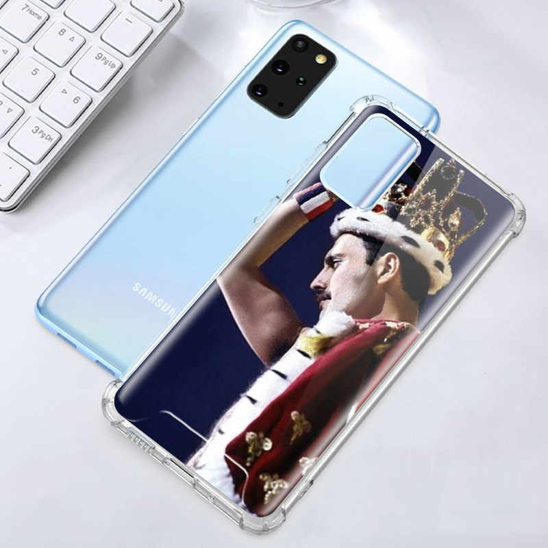 Thử Nghiệm Ốp Lưng Dành Cho Samsung Galaxy Samsung Galaxy S10 S20 Ultra 5G S10e S9 S8 Plus Note 9 10 Lite Điện Thoại Túi Khí chống Rơi Casos