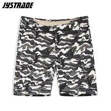 100 cotton zipper pocket shorts mens camouflage sh