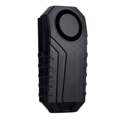 Wodoodporny czujnik bezprzewodowy samochód alarm włamaniowy alarm wibracyjny Sos Alert w Alarm antywłamaniowy od Samochody i motocykle na