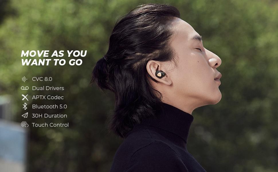 Análisis Auriculares SoundPEATS TruEngine 3 SE True Wireless