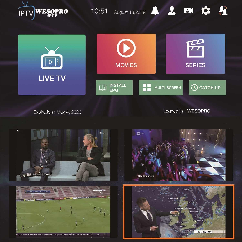 Arapça fransızca portekizce hollandaca almanca İtalya İspanya latin brezilya belçika İsveç İngiltere IPTV abonelik Android kutusu akıllı TV M3U