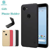 For Google Pixel 3a XL 3XL Case Pixel 3 3a Cover Nillkin Super Frosted Shield Hard PC Back Cover protector For Google Pixel3a XL