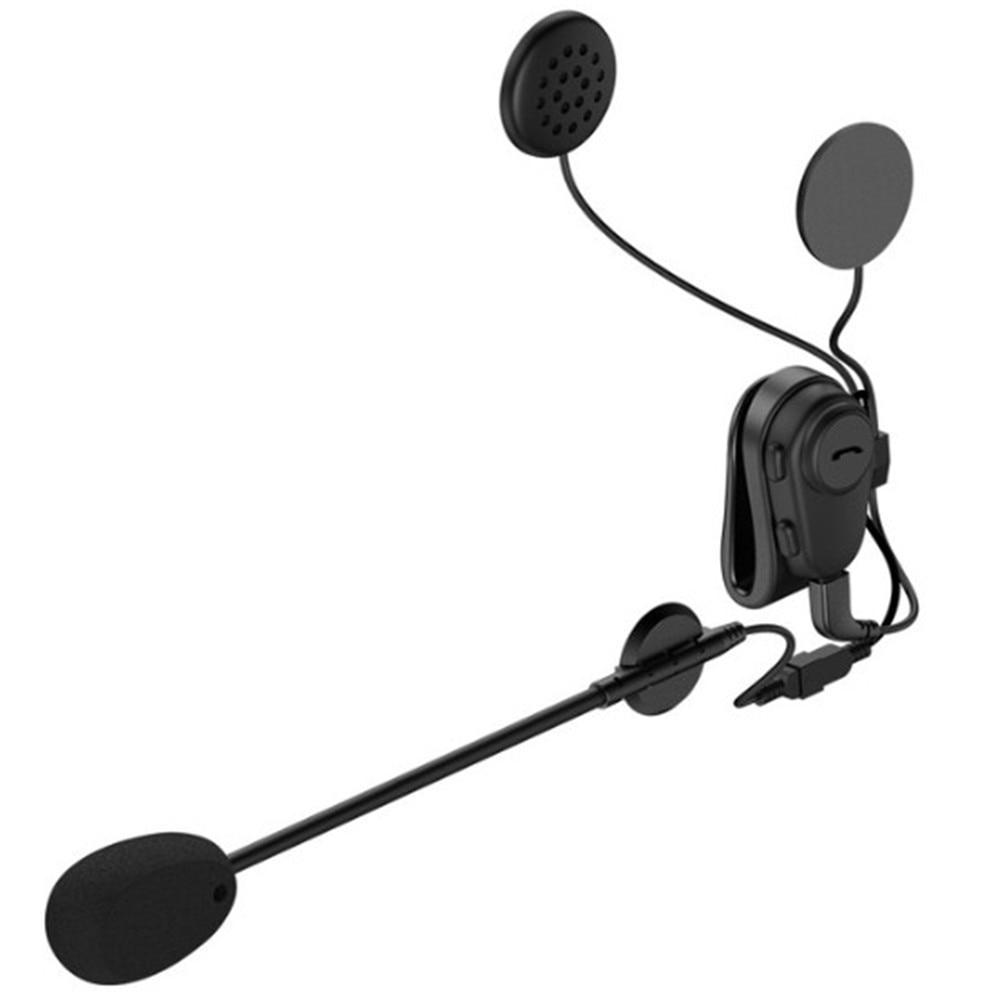 waterproof riding mobile headphones wireless earphones bluetooth motorcycle helmet headset walkie talkie hands