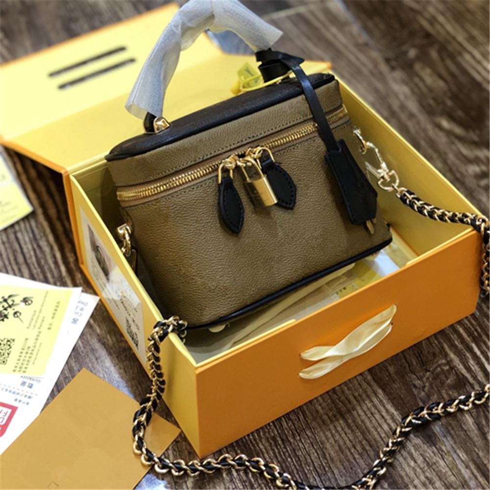 Cosmetic Bag Women Large Capacity Professional Makeup Organizer Portable Brush Storage Case  Cosmetic Case