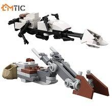 MOC Star-bloques de construcción de bicicleta de velocidad para niños, Mini modelo de bloques de construcción, montar, Ladrillos educativos, regalo de Navidad