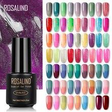 Гель лак для ногтей rosalind 7 мл