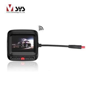 "Image 1 - SYS M8 2.0 ""LCD WiFi 지원 자동차 블랙 박스 슈퍼 HD 2K 1296P 1080P 60fps 대시 캠 운전 레코더 OV4689 MOV H.264 차량 DVR G 센서 루프 레코딩"